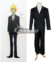 Super Sonic Manager Kitamura Cosplay Costume