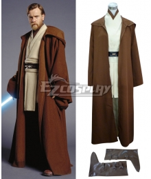 Star Wars Obi-Wan Obi wan kenobi lightsabre Halloween Cosplay Costume