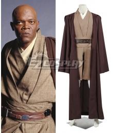Star Wars Mace Windu Cosplay Costume