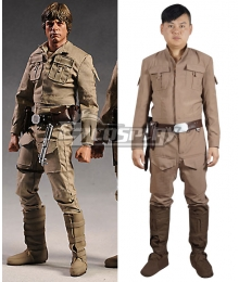 Star Wars Luke Skywalker Cosplay Costume - A Edition