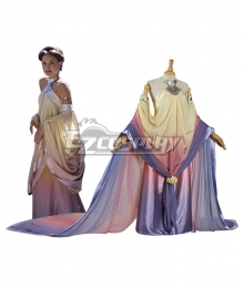Star Wars Padme Naberrie Amidala Cosplay Costume - A Edition