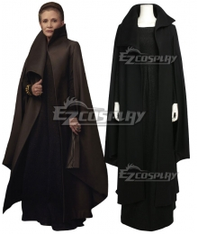 Star Wars The Last Jedi General Leia Organa Cosplay Costume