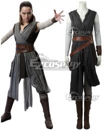 Star Wars The Last Jedi Rey B Edition Cosplay Costume