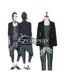 Tokyo Ghoul Tokyo Guru √A Uta Cosplay Costume