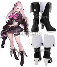 Eternal City Kachigo Black Cosplay Boots