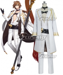 Eternal City Seth Priest Cosplay Costume
