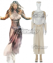Eternals Thena Cosplay Costume