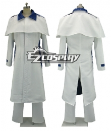 Terra Formars Akari Japan-US Joint Uniforms Cosplay Costume