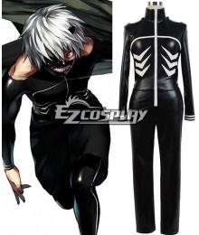 Tokyo Ghouls Ken Kaneki Battle Jumpsuits Cosplay Costume
