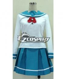 The Idolmaster School Uniform Cosplay Costume