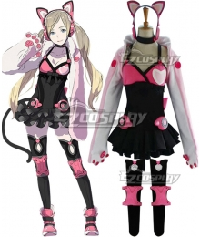 Tekken Lucky Chloe Cosplay Costume - Premium Edition