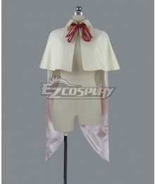 Tales of Zestiria the X Alisha Cloak Cosplay Costume