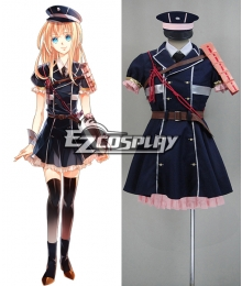 Touken Ranbu Online Midare Toushirou Cosplay Costume