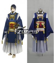 Touken Ranbu Mikazuki Munechika Cosplay Costume