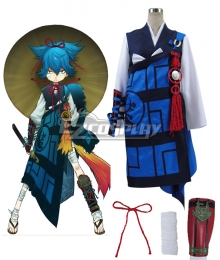 Touken Ranbu Sayo Samonji Cosplay Costume