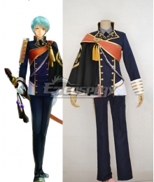 Touken Ranbu Ichigo Hitofuri Uniform Cosplay Costume Version 2