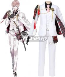 Touken Ranbu Sadamune Kikkou Front Lines Cosplay Costume