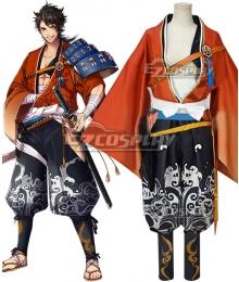 Katsugeki Touken Ranbu Mutsunokami Yoshiyuki Cosplay Costume