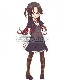 The Ryuo's Work is Never Done! Ryuoh no Oshigoto! Ai Yashajin Cosplay Costume