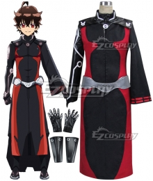 Twin Star Exorcists Rokuro Enmadou Cosplay Costume