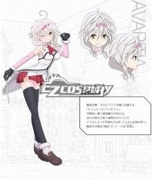 Trinity Seven: 7-nin no Masho Tsukai Yui Kurata Cosplay Costume