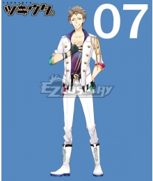 Tsukiuta. Kai Fuduki Procellarum July Cosplay Costume