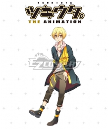 Tsukiuta. The Animation Kakeru Shiwasu Cosplay Costume