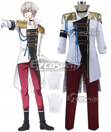 Tsukiuta. The Animation Theme Song CD Shun Shimotsuki Cosplay Costume