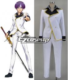 The Swordbringer Comes Back / World Break: Aria Of Curse For A Holy Swordsman Moroha Haimura Cosplay Costume