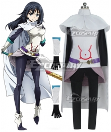 That Time I Got Reincarnated as a Slime Tensei Shitara Suraimu Datta Ken Shizu Cosplay Costume