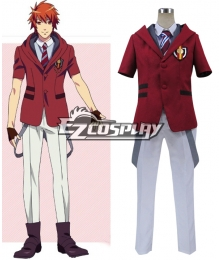 Uta no☆Prince-sama♪ Maji Love Revolutions Ittoki Otoya Cosplay Costume