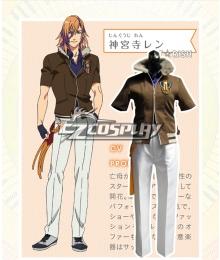 Uta no☆Prince-sama♪ Maji Love Revolutions Jinguji Ren Cosplay Costume