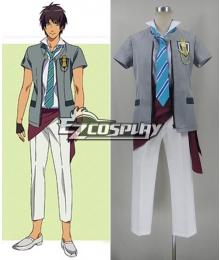 Uta no☆Prince-sama♪ Maji Love Revolutions Aijima Seshiru / Cecil Aijima Cosplay Costume(Only Coat)