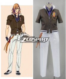 Uta no☆Prince-sama♪ Maji Love Revolutions Jinguji Ren Uniform Cosplay Costume