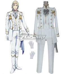 Uta no Prince-sama Maji LOVE Legend Star Camus Cosplay Costume