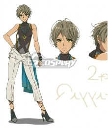 Violet Evergarden Iris Cannary Cosplay Costume