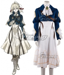 Violet Evergarden Violet Evergarden Light Novel Edition Cosplay Costume