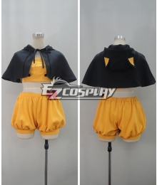 VOCALOID 2 Kagamine Rin Cosplay Costume