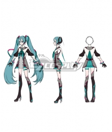 Vocaloid Hatsune Miku: Magical Mirai New Cosplay Costume