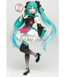 Vocaloid Hatsune Miku Orchid Cosplay Costume