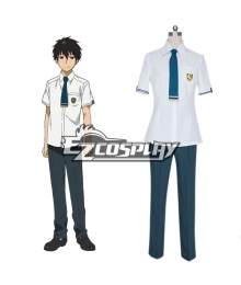 Witch Craft Works Takamiya Honoka Cosplay Costume