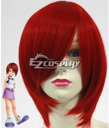 Kingdom Hearts KAIRI Short Commission Cosplay Wig
