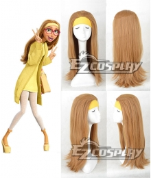 Big Hero 6 Honey Lemon Cosplay Wigs - Including Wig And Headband