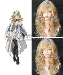 Seraph of the End Vampire Reign Owari no Serafu Horn Skuld Cosplay Wig