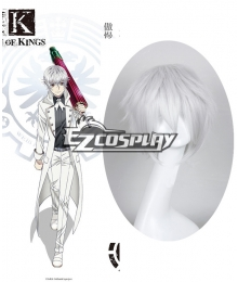 K RETURN OF KINGS Yashiro Isana Short Cosplay Wig