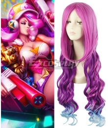 League of Legends LOL Arcade Miss Fortune Cosplay Wig