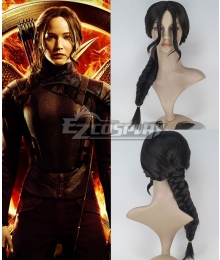 The Hunger Games Mockingjay Katniss Everdeen Cosplay Wig