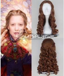 Alice in Wonderland Through the Looking Glass Alice Kingsleigh Cosplay Wig