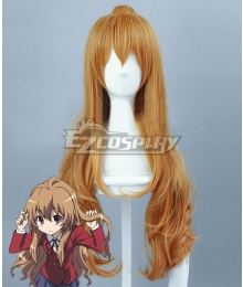 Toradora Taiga Dragon Taiga Aisaka Brown Cosplay Wig