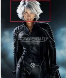 Marvel X-men  Storm Short Grey Cosplay Wig